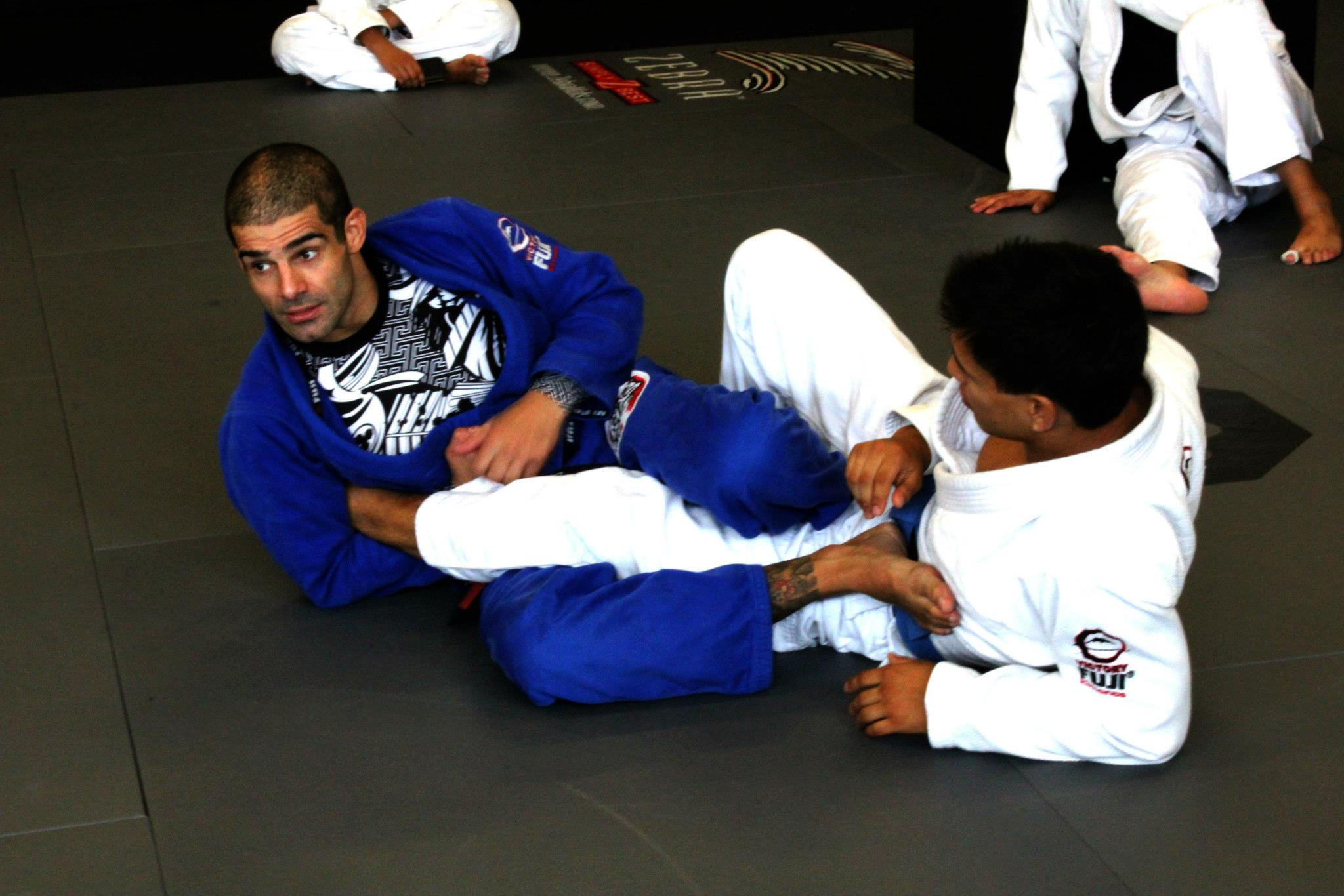 Ezekiel Zayas: 'Spain Has a Top European Level in BJJ'