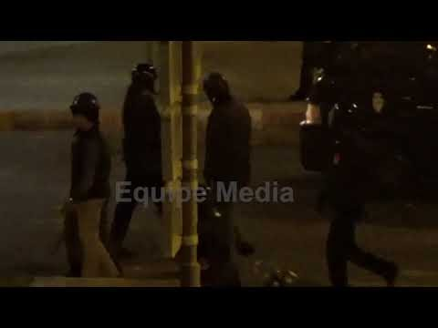 Vídeo   Fuerzas de ocupación marroquíes, utilizan armas para dispersar a los manifestantes saharauis en El Aaiún Ocupado