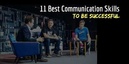 Importance Of Communication Skills In Business, Workplace & Professional Life