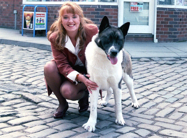 Sally Ann Matthews in Corrie