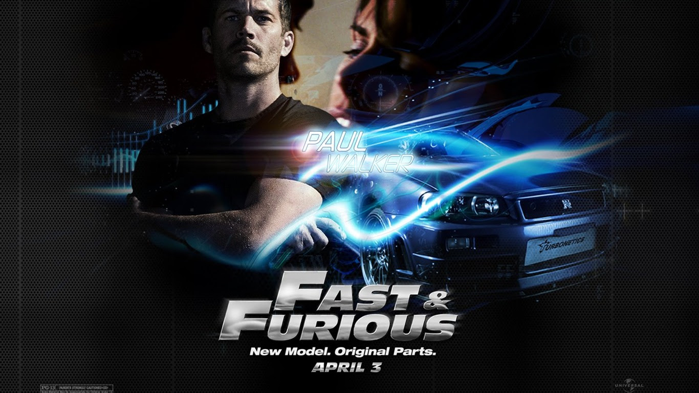 Fast And The Furious 4 Wallpaper 4 1366x768 Wallpaper