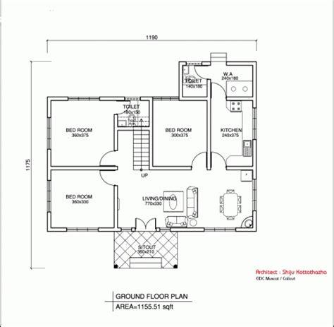 simple house floor plan  measurements july