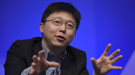 How CRISPR pioneer Feng Zhang would use his invention on himself