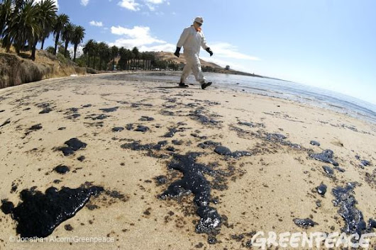 California declares a state of emergency after Santa Barbara coast hit by devastating oil spill