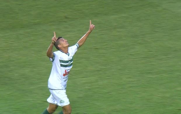 Icasa e América-MG empatam por 1 a 1 (Foto: Reprodução / Premiere FC)