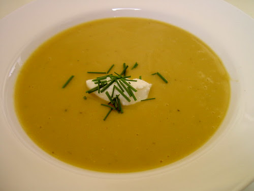 Kumara and Red Lentil Soup - 4