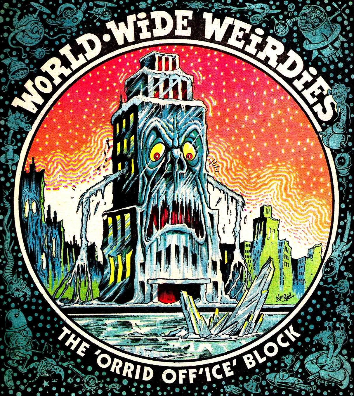 Ken Reid - World Wide Weirdies 55