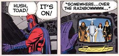 Magneto's favorite movie