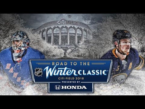 Road to the NHL Winter Classic - Rangers - Sabres : Episode 1