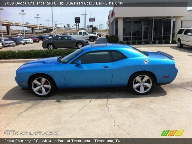 dodge challenger image dodge challenger srt8 b5 blue for sale. Black Bedroom Furniture Sets. Home Design Ideas