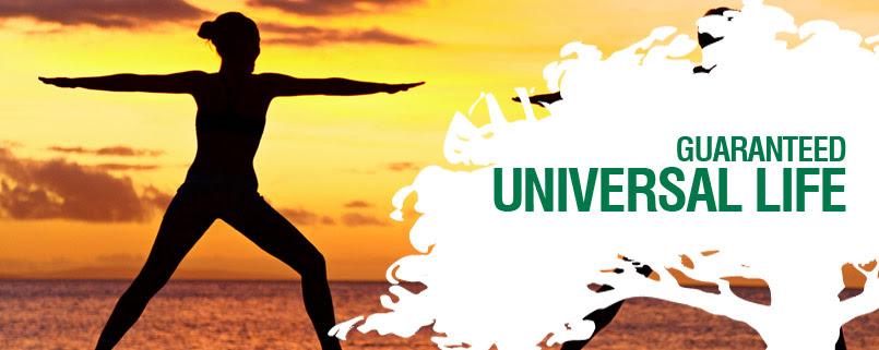 Guaranteed Universal Life - Secure Life Financial