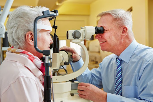 Home Care Services in Salt Lake City UT: What Does an Eye Exam for Seniors Entail?