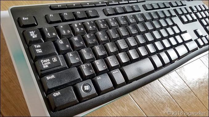 a00027_Logicool製キーボードK270を試す_04