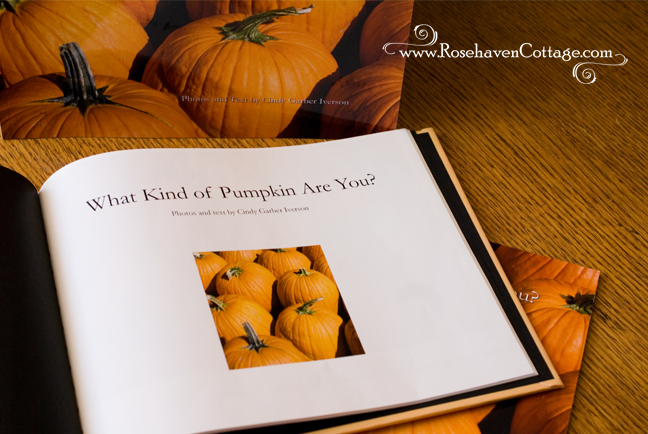 What Kind of Pumpkin Are You?
