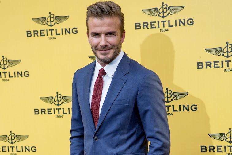 3 Of David Beckham S Most Iconic Looks
