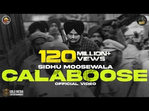Calaboose (Official Lyrics ) Sidhu Moose Wala | Snappy | Lyrics