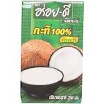 Aroy D Coconut Milk - 8.5 fl oz carton
