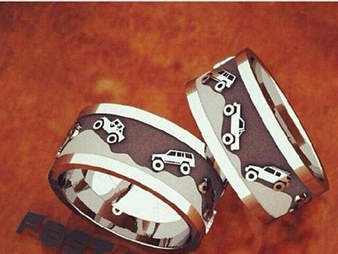 Funny, Jeep rings  Defy an adventure! LoL   Jeep