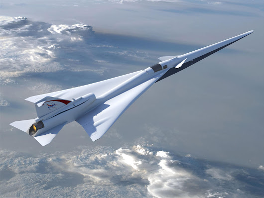 Bringing back supersonic flight, with quieter sonic booms