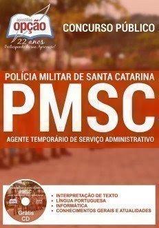 APOSTILA PMSC PDF 2015.