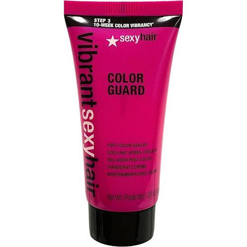 Sexy Hair Vibrant Color Guard Post Color Sealer - 1 oz