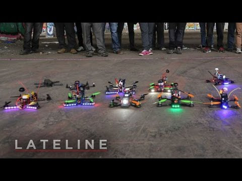 First-person drone racing: Watch the fast-paced, high-action new sport that is taking off in the UK | CreativemindsUK - Music Production, Visual Arts and Innovative Design