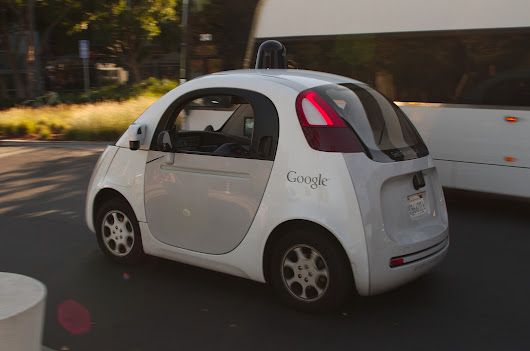 Google Forms Driverless Car Coalition with Automakers and Ridesharing Companies