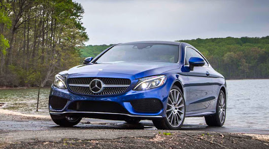 The 2017 Mercedes-Benz C300 Delivers Attainable Luxury In A Fun Coupe - Guys Gab