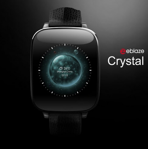 Zeblaze Crystal Smart Bluetooth Watch: reloj inteligente con medición de ritmo cardíaco | Inforadictos