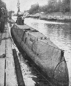 lusitania - U-boat