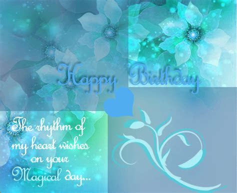 A Magical Birthday Wish For You. Free Happy Birthday