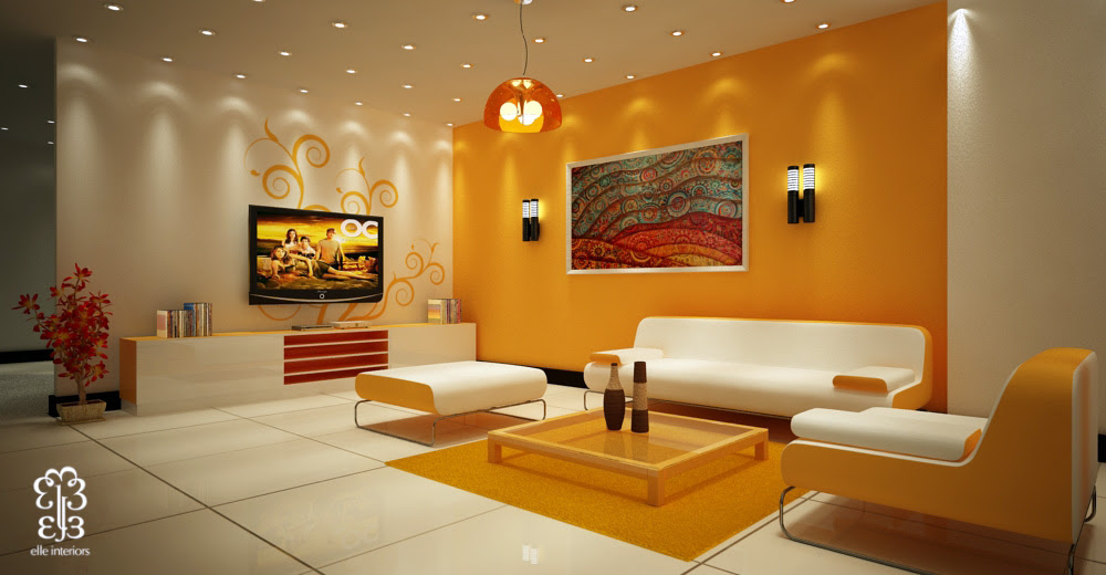 Asian Paints Multi Colour Room Images Yellow Vertical