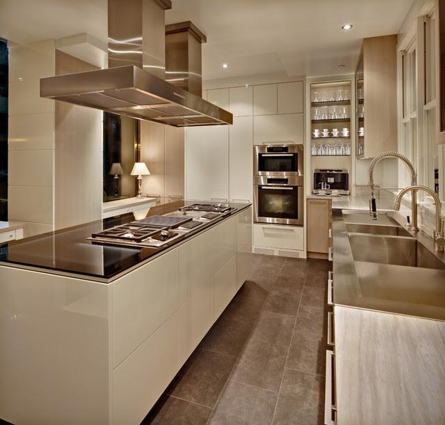 New York Modern - Modern - Kitchen - new york - by ...