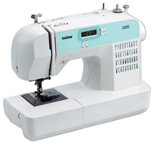 ce4000 computerized sewing machine