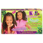 Africa's Best Kids Organics Hair Softening System