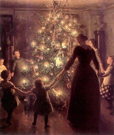 Χριστουγεννιάτικο δένδρο: Ελληνικό-Ορθόδοξο-Βυζαντινό έθιμο