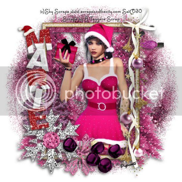 Glitter Sweet - Marie