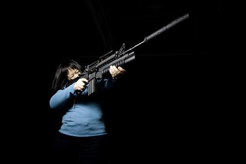 """""""Big Guns"""" Susan"""