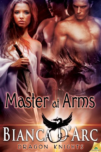 Master at Arms (Dragon Knights) by Bianca D'Arc