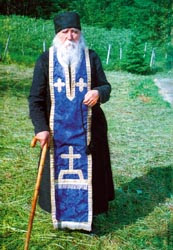 Fr. Cleopa Ilie (1912 - 1998) - Sihastria Monastery, Romania (32)