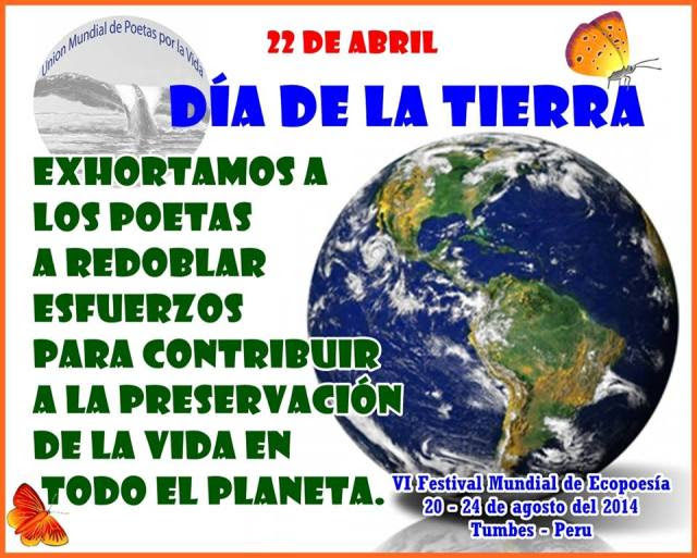 dia del la tierra