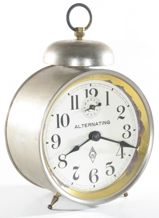 "The Westclox ""Alternating"" and ""Bunkie"" Repeating Alarm Clocks"