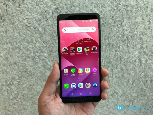 ASUS ZenFone Max Plus with Full View Display, super long life debuts at MYR899