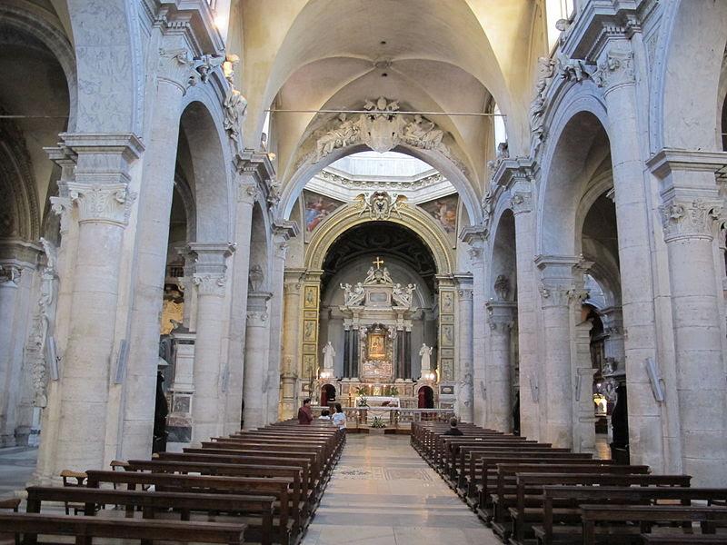 File:Santa maria del popolo, navata.JPG