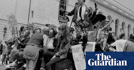 Queercore: behind a documentary reliving the gay punk movement | Film | The Guardian