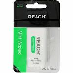 REACH Mint Waxed Floss 200 Yards