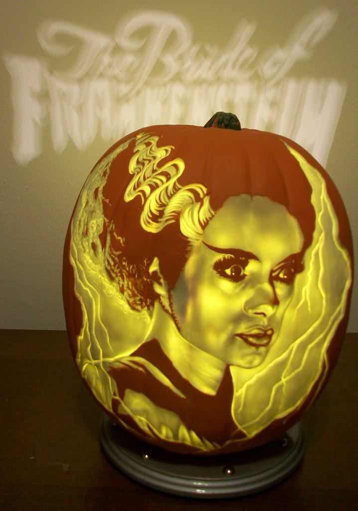 Bride Of Frankenstein Base 2010