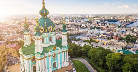Why You Should Skip Paris And Visit Kyiv