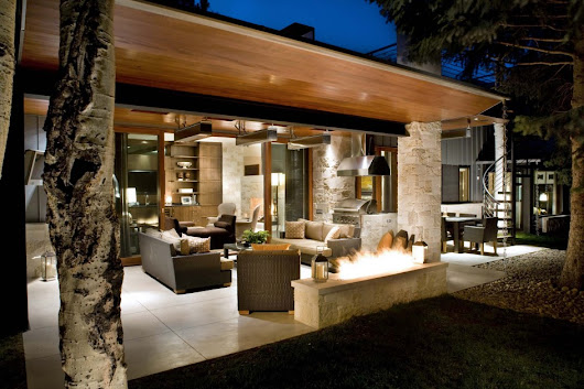 #IntDesignerChat  March 25  Topic:  Top Trends In Outdoor Living And Entertaining In 2014