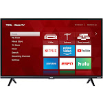 "TCL 3-Series 32S327 - 32"" LED Smart TV - 1080p"